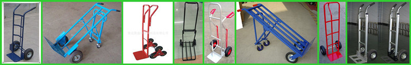 Hand Trolley with Industry/ Stair Hand Truck/ Cargo Dolly Cart