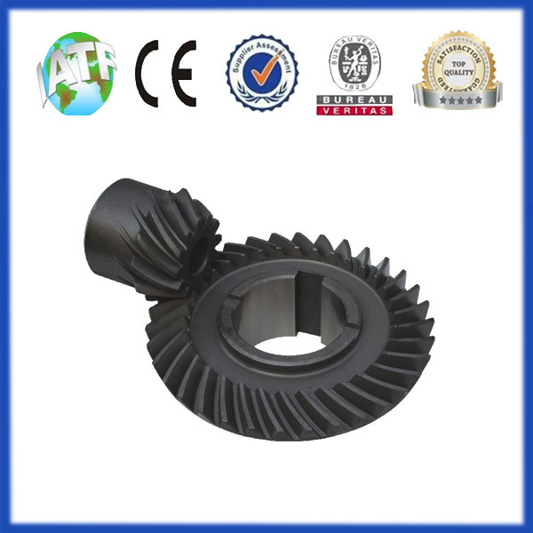 Agricultural Machinery Spiral Bevel Gear 12/40