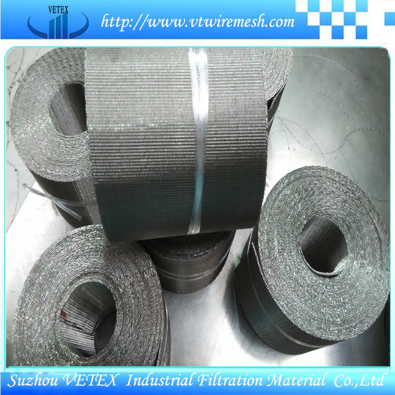 Stainless Steel Square Wire Mesh Used for Oil