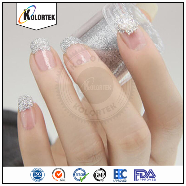 Nail Glitter Dust Cosmetic Grade Pigments Supplier
