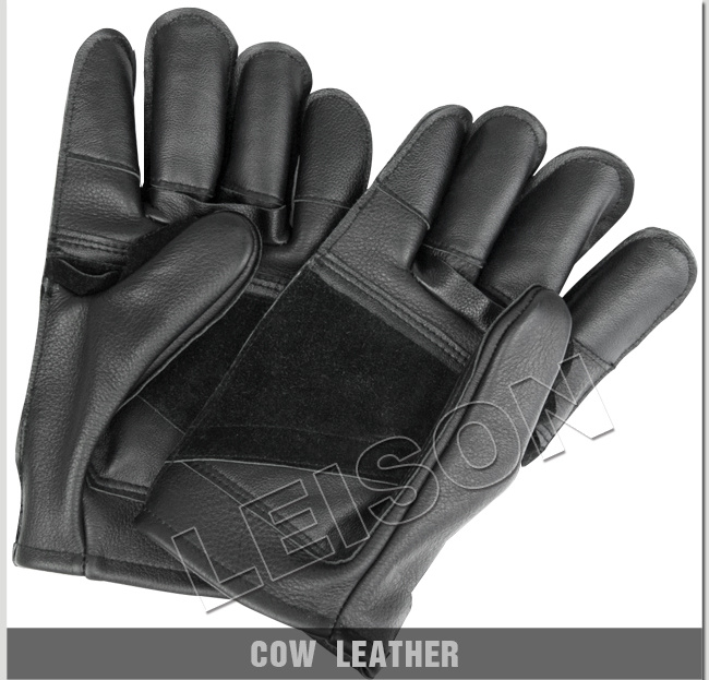 Military Tactical Fastrope Gloves with ISO Standard