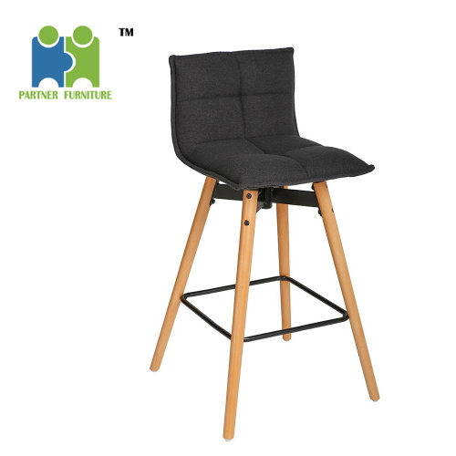 (ATIEL-F) Bar Stool Chair with Fabric Cover