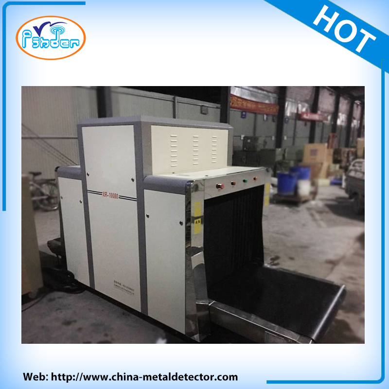 Middle Tunnel Size Airport Luggage X-ray Machine