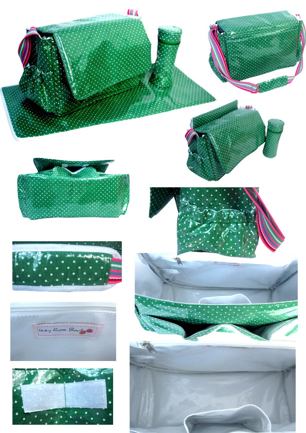 Mommy Bag for Baby Nappy Changing (YSDP03-003)