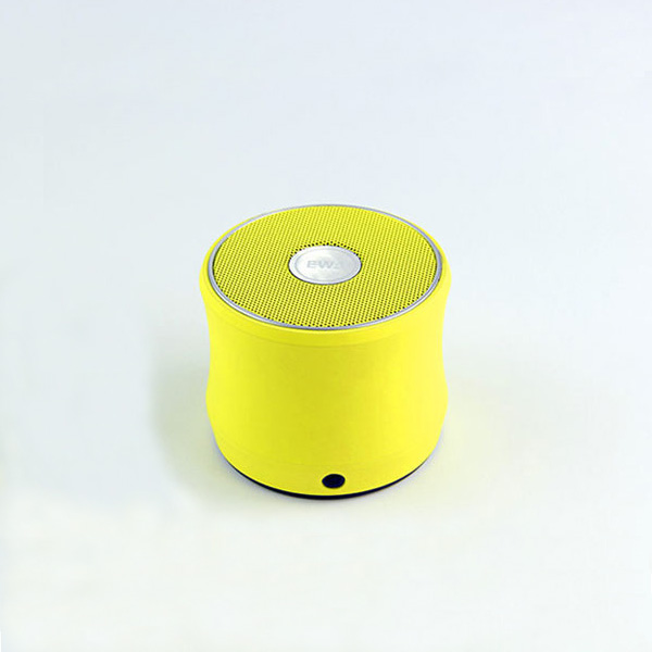 Bluetooth Waterproof Speaker with Metal Housing (HQ-BTS109)