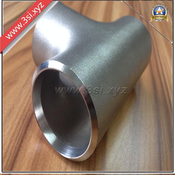 DIN/ASTM Welded Steel Straight Tee (YZF-PZ113)