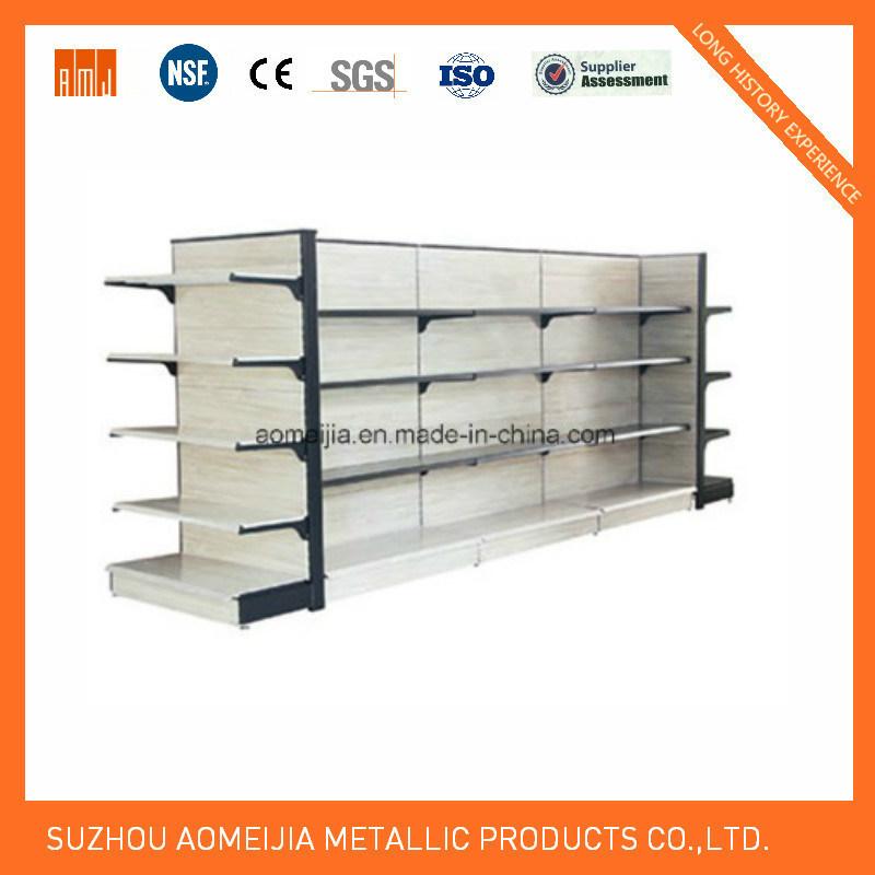 High Quality Display Furniture Gondola Supermarket Shelf