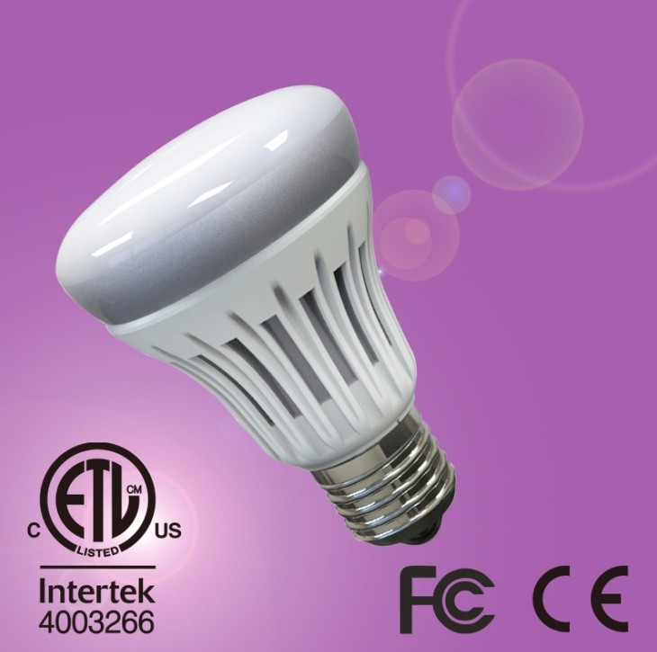 Dimmable LED Bulb with ETL Certification