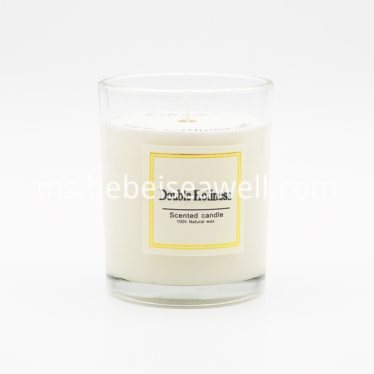 Aroma Scented Candle