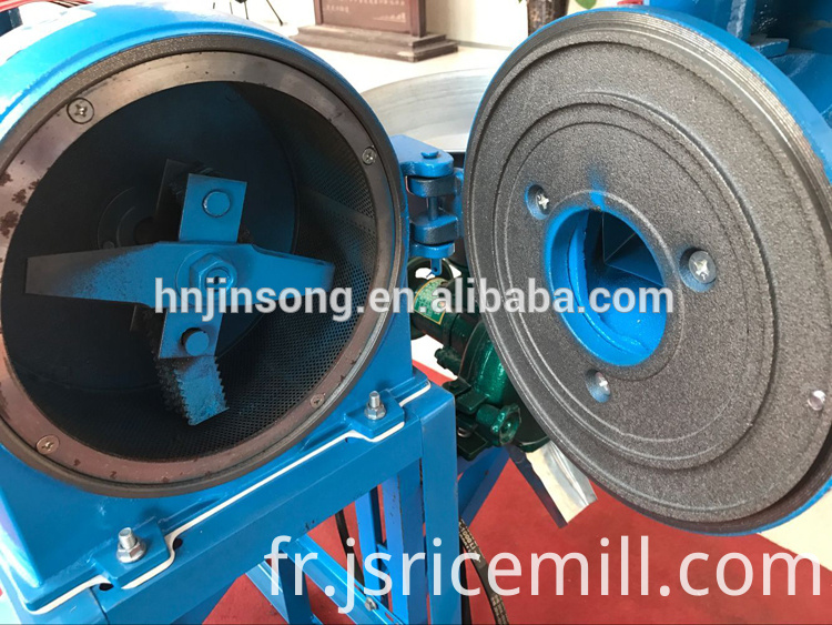 Small Corn Flour Machine for Sale