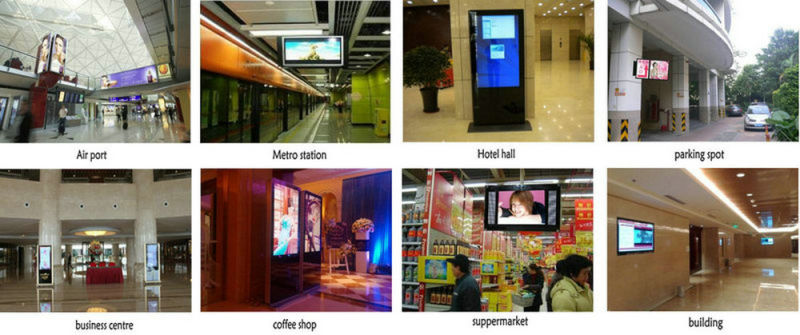42'' Convenience LCD Touch Screen Display