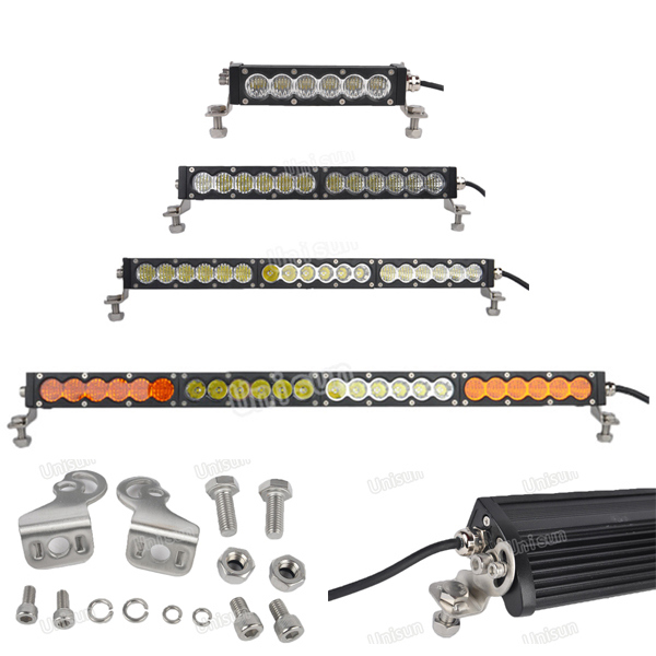 25inch 24V 120W Single Row CREE LED off Road Light Bar