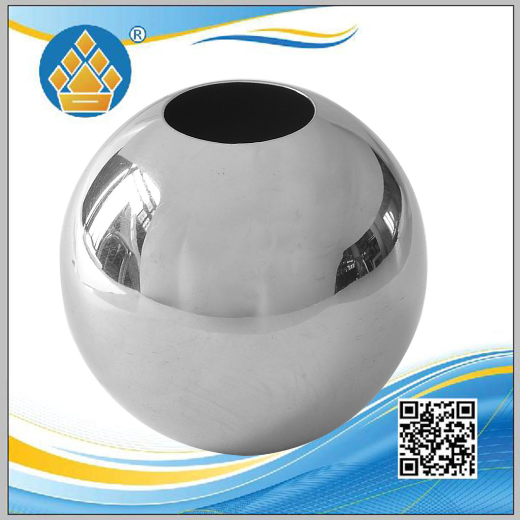 High Quality Stainless Steel Handrail Accessories Tube Pipe End Caps
