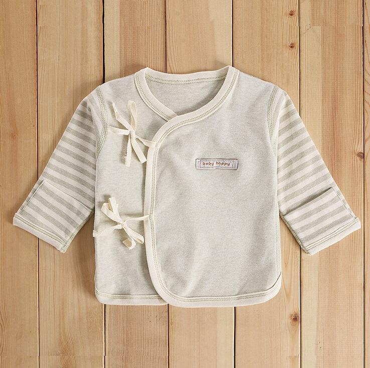 Colored Cotton Shirt Infant Apparel