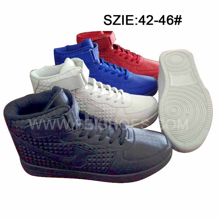 Low Price Men's Injection MID-Cut Skate Shoes (MP16721-2)