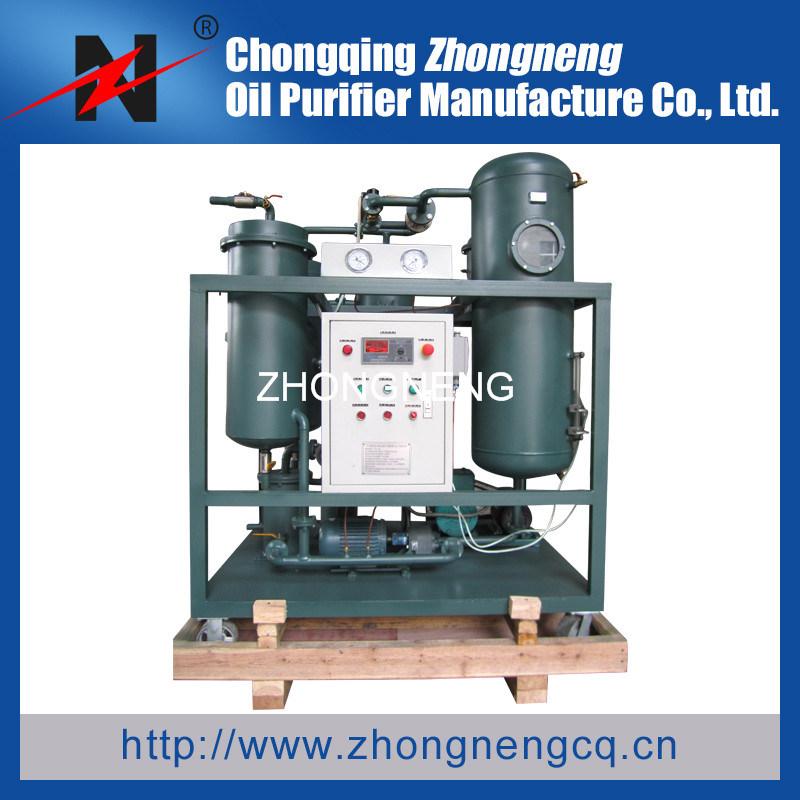 High Vacuum Aged Turbine Oil Processing Unit, Oil Dehydration Systems Machine