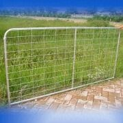 High Quality Used PVC Chain Link Fence