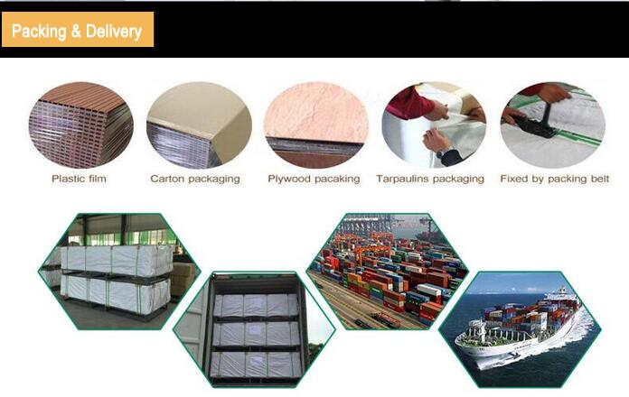 Interlocking Deck Tile Wood Plastic Composite