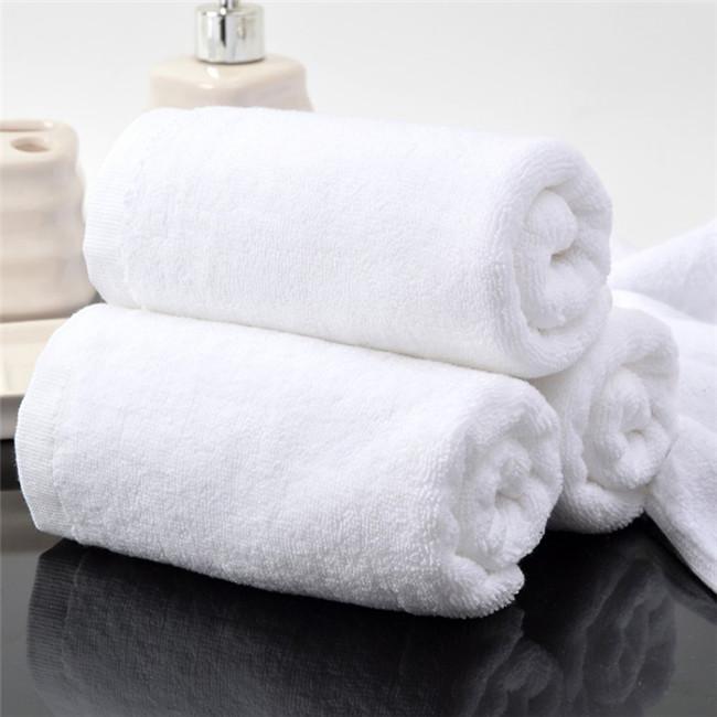 100 Cotton Terry Fabric Bath Towel (WST-2016010)