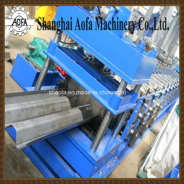 China W Shape Highway Guardrail Roll Forming Machine Manufacturer for Sale
