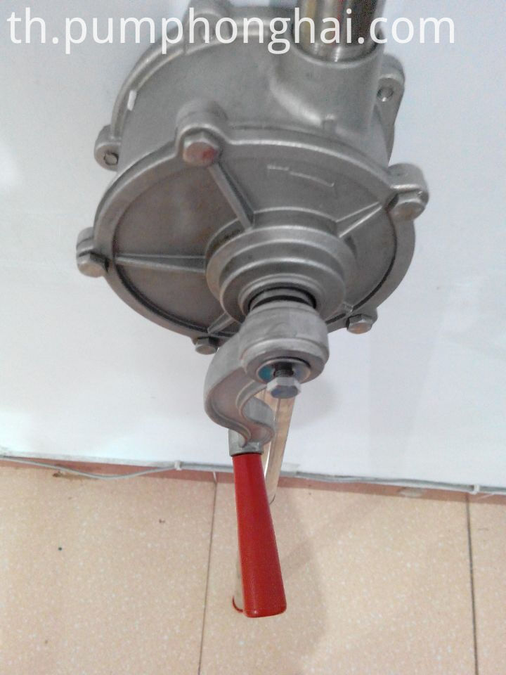 Hand Operated Fuel Pump