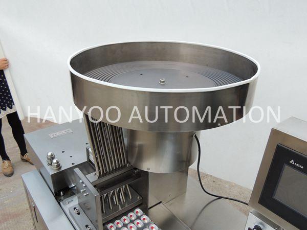 Automatic Tablet Pill Capsule Al-PVC Al-Al Blister Packing Machine
