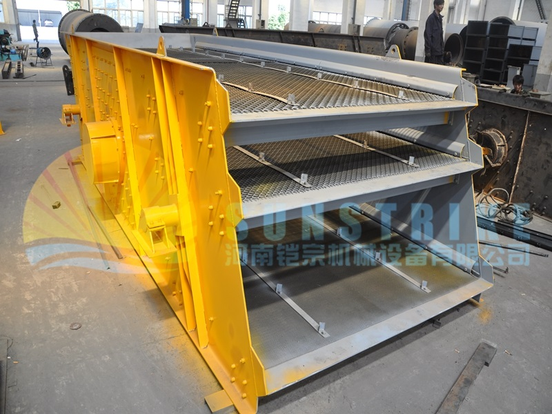 Yk Series Circular Vibrating Screen/ 2yk-1848