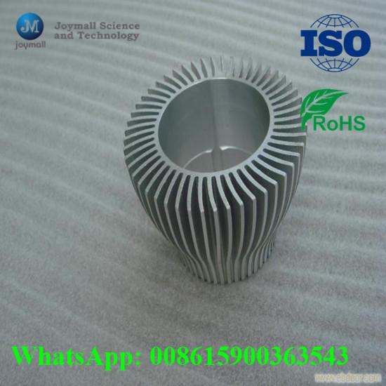 Customized Aluminum Die Casting Round Heatsink LED Lighting