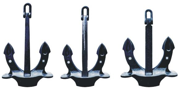 Casting Stockless Marine Anchor/Pool Anchor/Baldt Anchor/Delta Anchor/Folding Acnhor