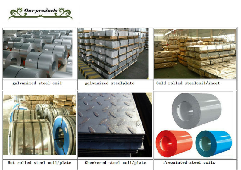 SGCC Decorated GB Painted Galvanized Steel Coil for Construction
