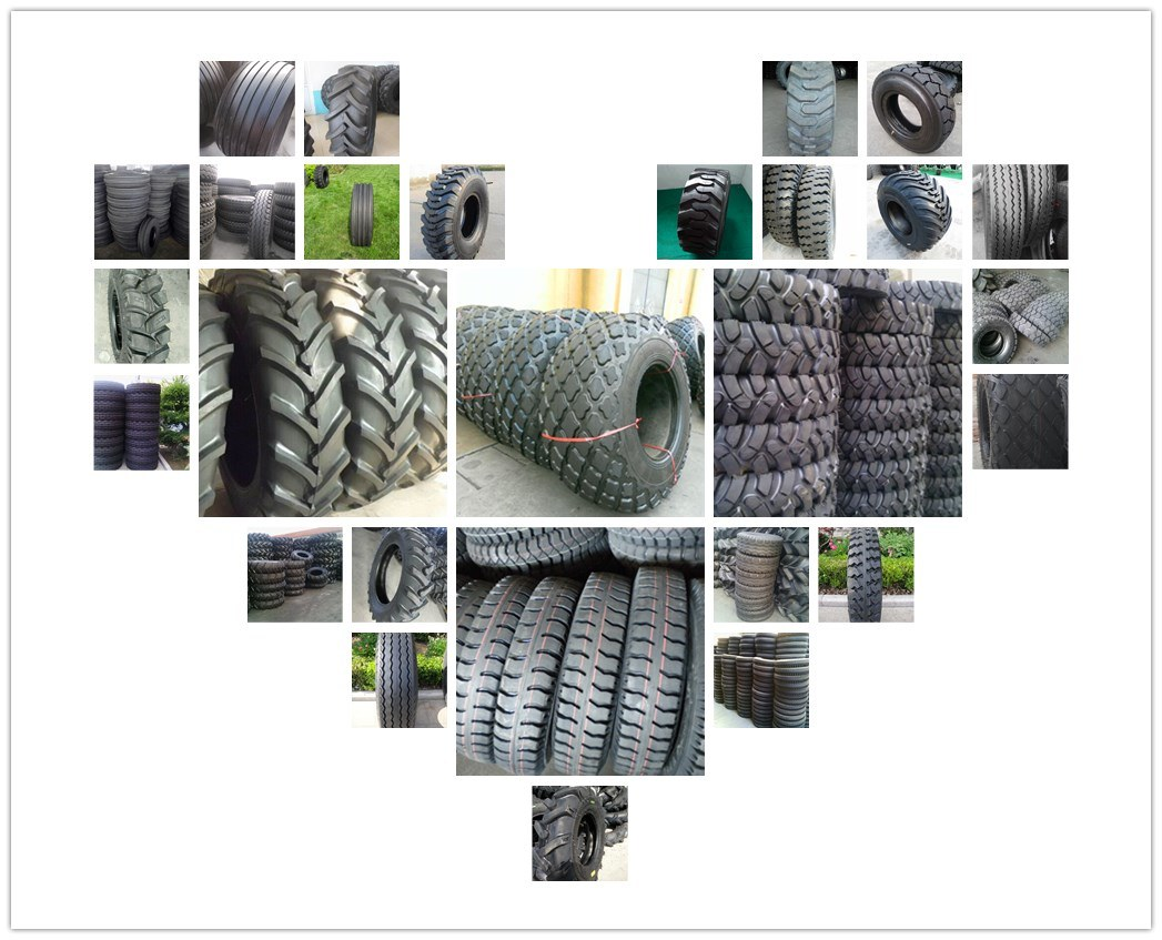 Agriculture Tyres 4.50-19 4.00-12 4.00-8 4.00-10 R1 Pattern Three Wheeler Tricycle Tirecotton Picking Machine Tyre