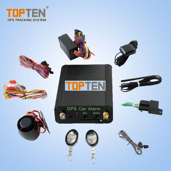 Remote Fleet GPS Car Alarm with Central Locking Automation Tk220-Ez