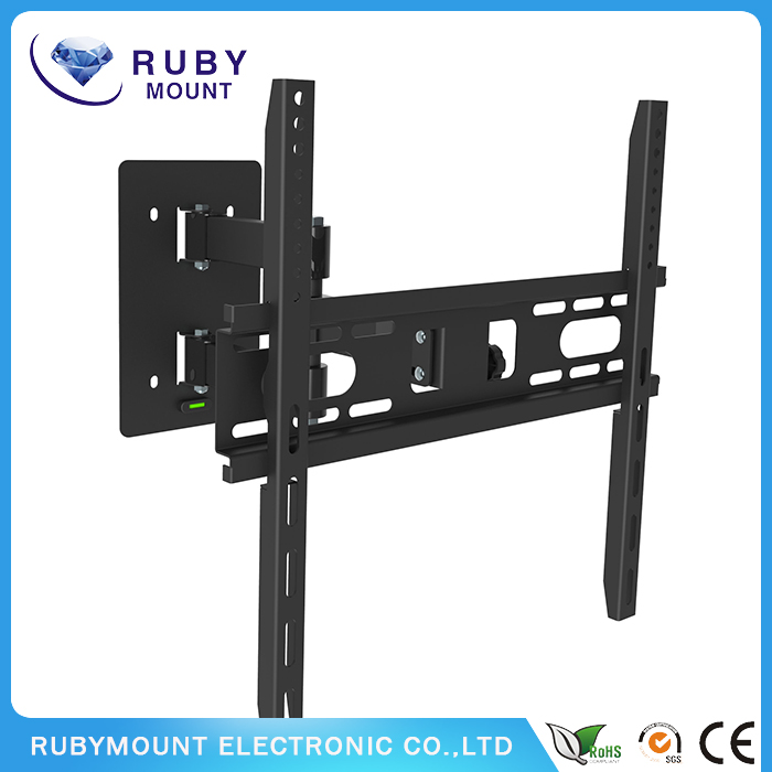 Family Use Wall Black Full Motion TV Mount