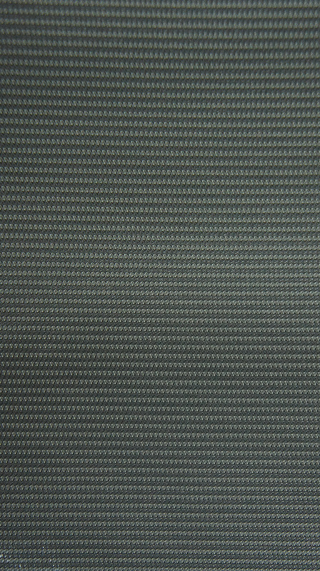 Oxford Stripes Double Tone Polyester Fabric with PVC Coating