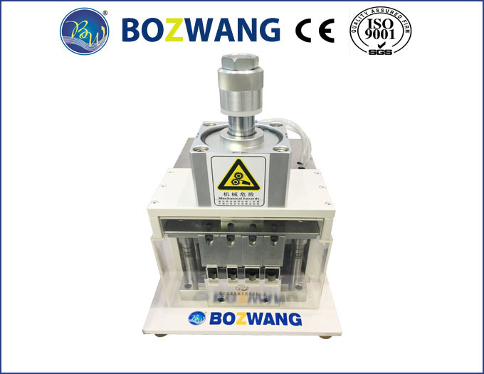 Multi-Function Pneumatic Wire Stripping Machine