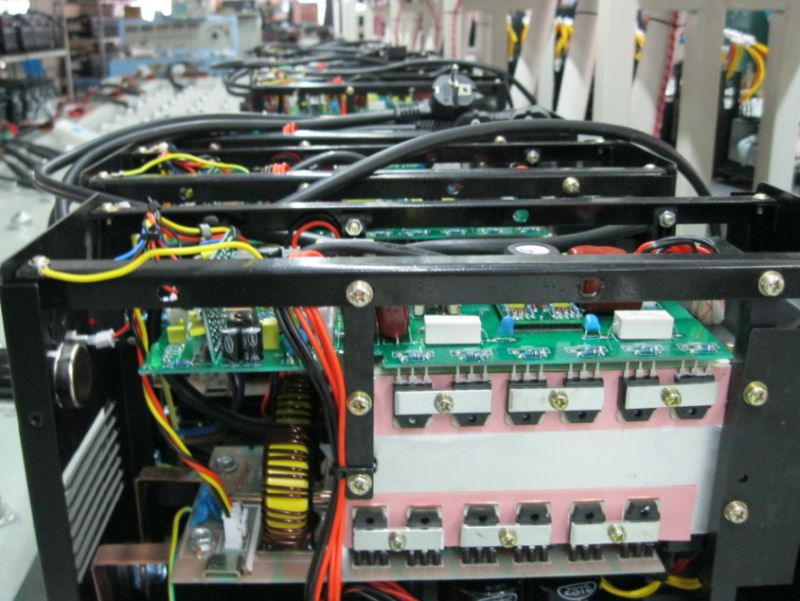 Inverter Arc Welding Machine DC Welding Machinery MMA250I/300I/400I/500I/630I