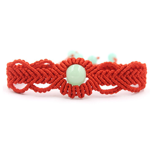 Woven Bracelet Leather Bracelets Fashion Jewelry/Jewellery