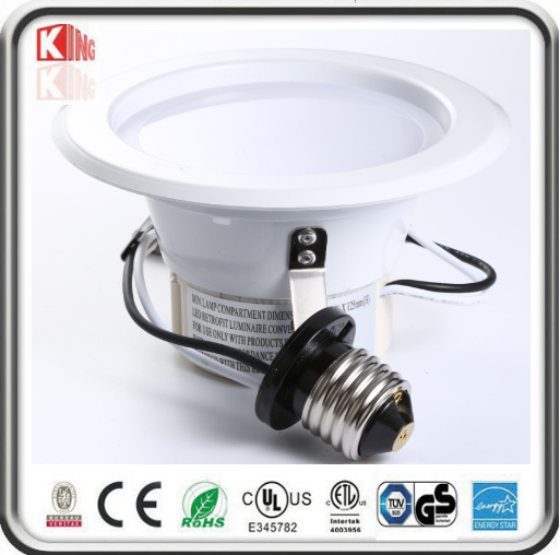 High Quality ETL Energy Star 10W 15W LED SMD Downlights