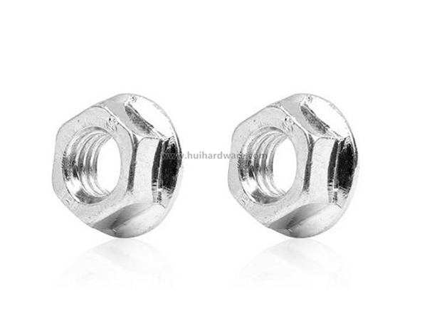 DIN 6923 Metric Hexagon Flange Nuts