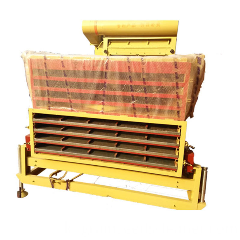 seed grader and cleaner