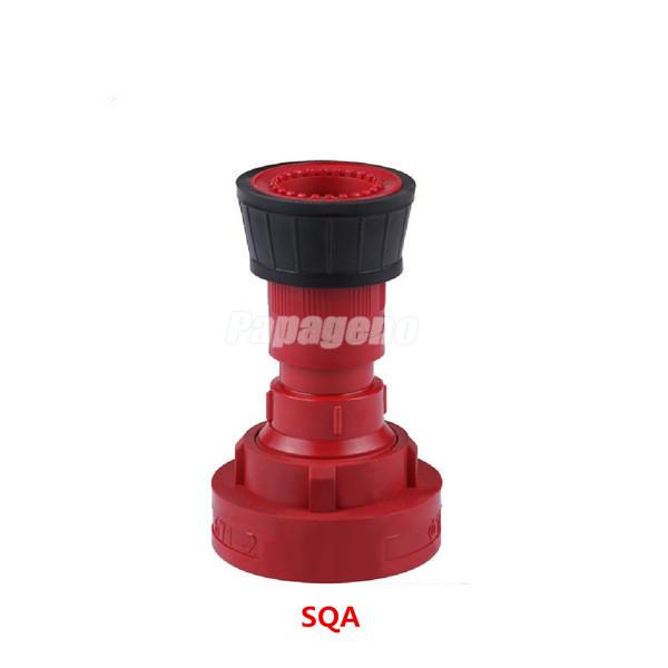Stream Nozzle for PVC Fire Hose Plastic Fire Nozzle