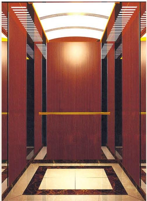 Passenger Elevator Lift Mirror Etched Mr & Mrl Aksen Ty-K188