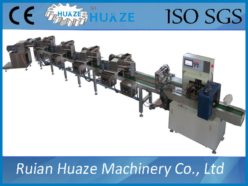 Flour Plasticine Packing Machine