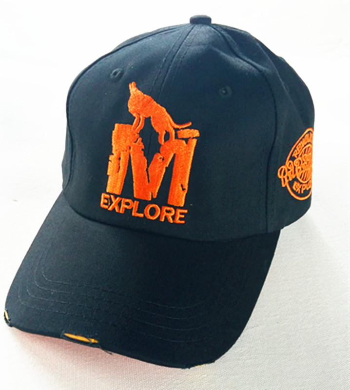 3D Printing Hat Hip-Hop Cap City Fashion Hat