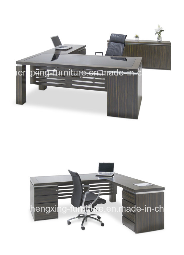 Modern Office Furniture Anti Scratch Office Table (HX-5DE208)