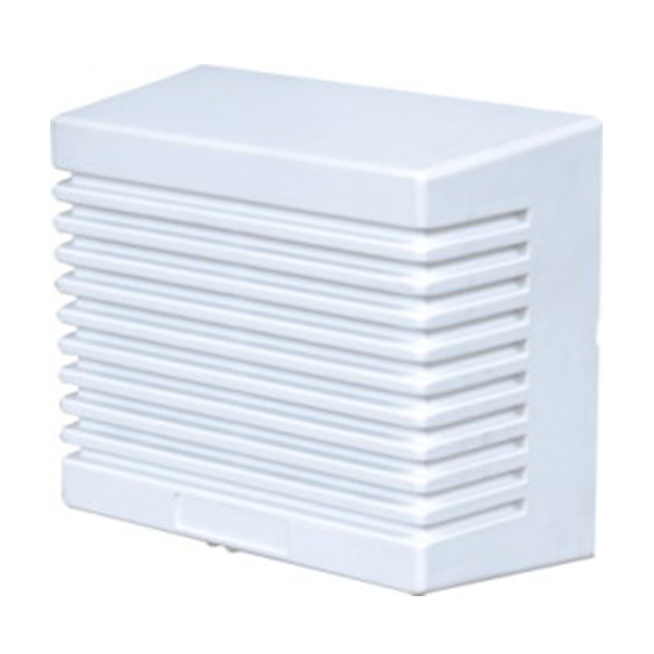 Home Systems Alarm White ABS Plastic Indoor Electronic Siren 747