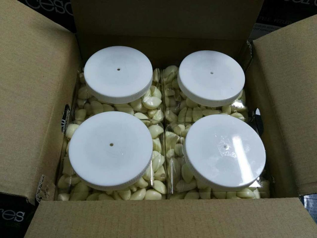 5lb/Jar /1lb/Jar Peeled Garlic From China