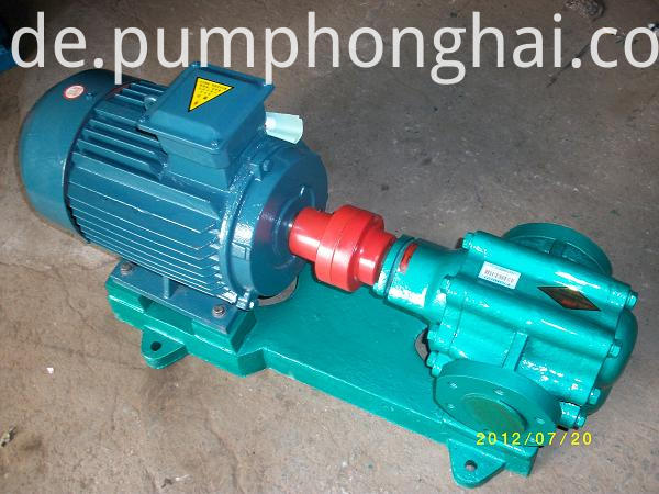 Booster Circulation Pump