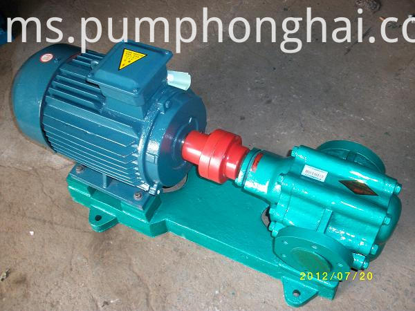 Electric Waste Oil Gear Pumps