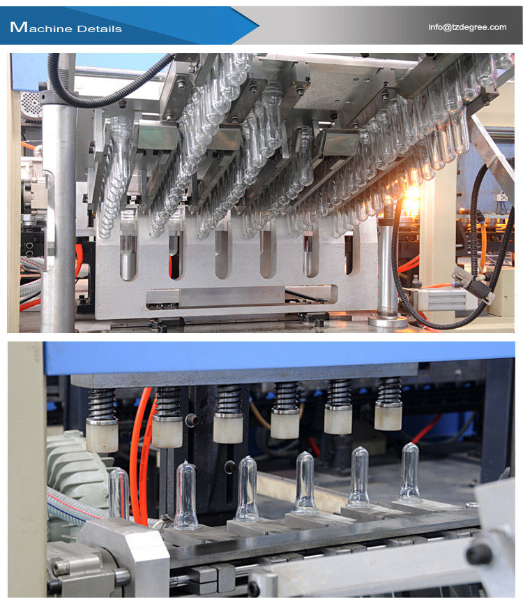 Pet Beer Bottle Blowing Mould Machine with Ce